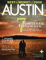 best romantic getaway in austin texas