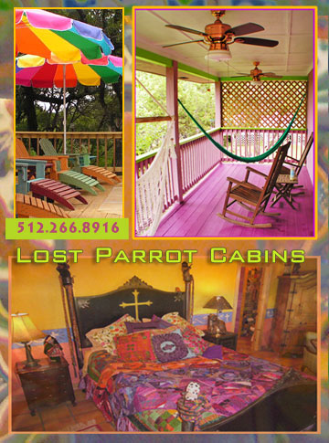 Austin Texas Cabin Resort Near Lake Travis And Lake Austin U2013 A Boutique  Hotel In The Austin Texas Hill Country